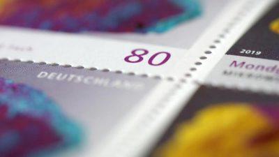 Paketverband: 80 Cent für Briefmarke ist zu viel – Porto rechtswidrig