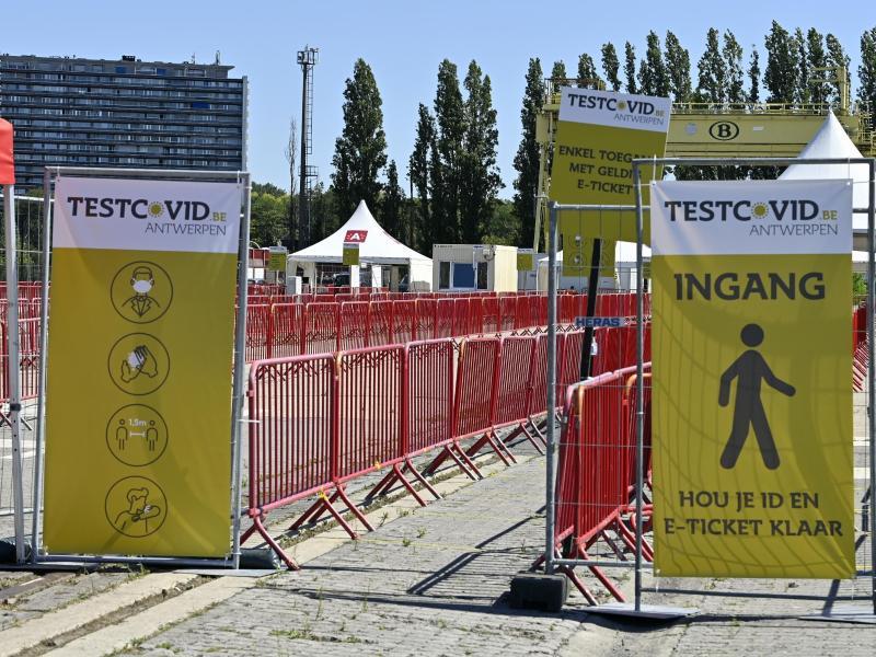 Auswärtiges Amt warnt vor Reisen in Provinz Antwerpen