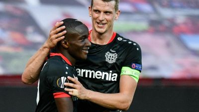 Bayer freut sich auf Duell mit Inter: «Hopp oder top»
