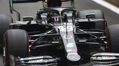 Defekt bei Vettel – Hamilton fährt im Training Bestzeit