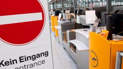 Verzögerte Erstattungen: Kritik aus Ministerium an Lufthansa
