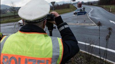Streit um Bußgeldkatalog für Verkehrssünder wird hitziger