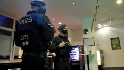 NRW: Großrazzia gegen Clankriminalität – Mehrere hundert Beamte im Einsatz – Null-Toleranz-Strategie