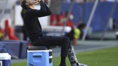 Rekord: Drei deutsche Trainer im Halbfinale
