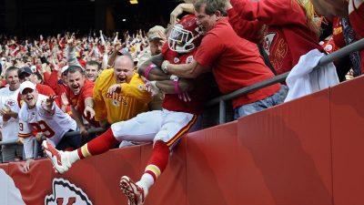Mehrere tausend Zuschauer sollen zum NFL-Start ins Stadion