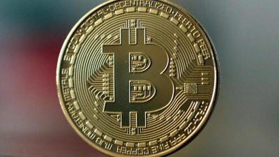 Bitcoin bei einjährigem Höchststand