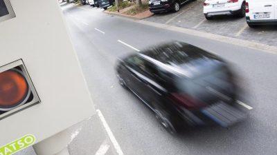 Bund-Länder-Gespräch: Keine Einigung im Streit um Fahrverbote und neuer Bußgeldregelung