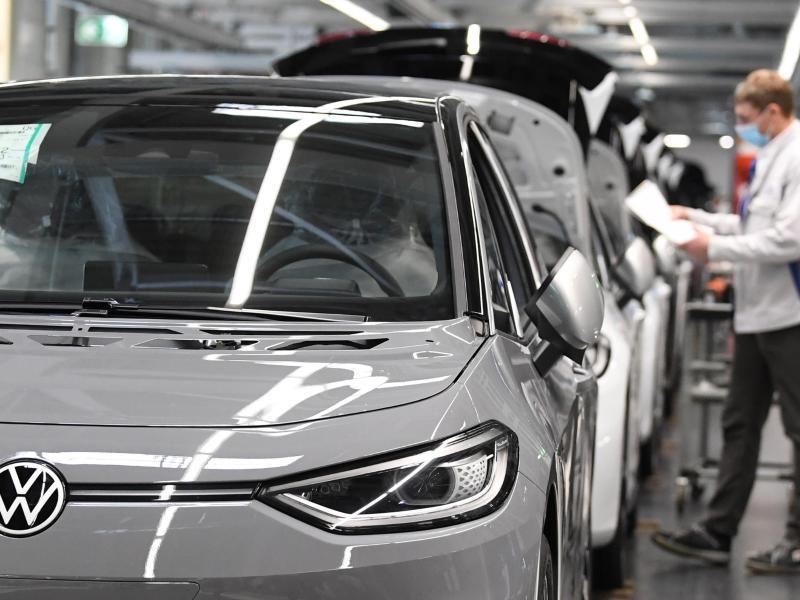 VW baut in Zwickau weiteres reines E-Modell