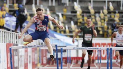 Warholm bricht eigenen Europarekord über 400 Meter Hürden