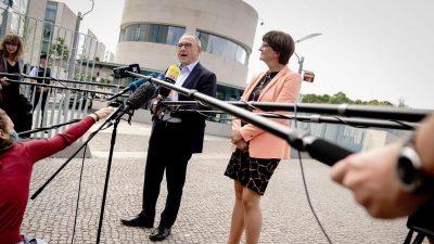 Koalition einigt sich über Wahlrechtsreform