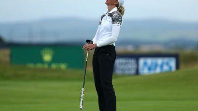 British-Open-Siegerin Popov hofft auf Schub fürs Damen-Golf