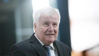 Seehofer plädiert für Teilzulassung von Fans in Stadien