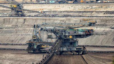 Altmaier erwartet schnelleren Kohleausstieg