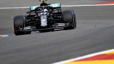 Bottas vor Hamilton zum Spa-Auftakt – Langsames Ferrari-Duo