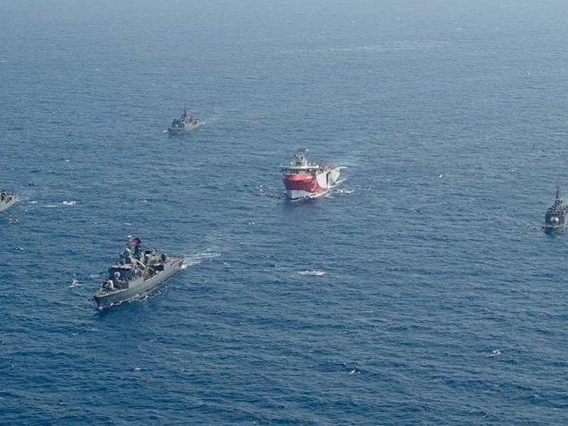 """""""Kalkulierte Provokation"""" wird erneut verlängert: Türkei setzt umstrittene Gas-Erkundung im Mittelmeer fort"""
