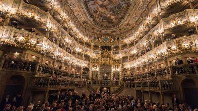 """Premiere für das neue Opernfestival """"Bayreuth Baroque"""""""