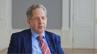"""Dr. H.-G. Maaßen im Interview: """"Sozialismus arbeitet immer mit Ängsten oder Hoffnungen – aus meiner Sicht mit Erfolg"""""""