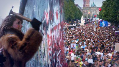 """Déjà vu 1989? """"Wir brauchen eine neue Wende"""" – Diskussion zu 30 Jahren Wiedervereinigung"""