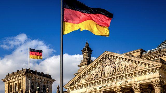 Debatte zum Stand der Deutschen Einheit im...
