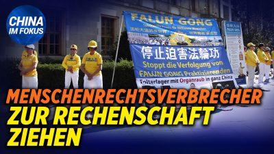 """NTD: UK nennt China die größte Bedrohung für die Weltordnung   """"Global Magnitsky Act"""": Anhörung im Bundestag"""