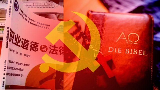 Chinesisches Lehrbuch macht Jesus zum Mörder