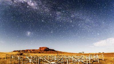 Australisches Teleskop findet in 10 Millionen Sternensystemen keinerei außerirdische Signale