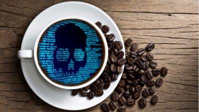 """Der frische Geruch eines """"gehackten"""" Kaffees – Smarte Kaffeemaschine verlangt Lösegeld"""
