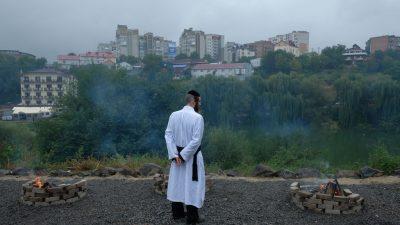Israel fordert an ukrainischer Grenze festsitzende Pilger zur Heimkehr auf