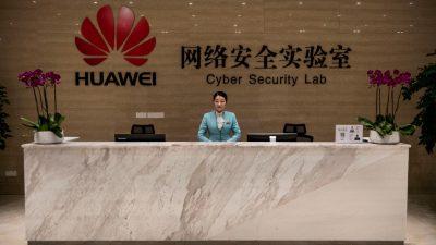 US-Sanktionsstart gegen Huawei – Samsung, LG, Hynix und sogar China-Firmen stellen Lieferung ein