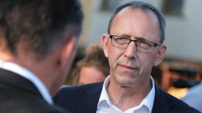 Randale in Leipzig: AfD Sachsen übt scharfe Kritik an CDU-Politik