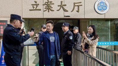 Chinas Justizministerium verschärft Kontrolle über Anwälte