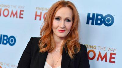 """""""Harry Potter""""-Autorin der Transfeindlichkeit beschuldigt: J.K. Rowlings neues Buch sorgt für Shitstorm"""
