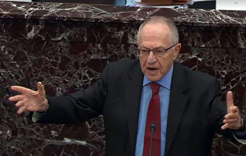Verleumdungsklage gegen CNN: Alan Dershowitz fordert 300 Millionen US-Dollar Schadenersatz