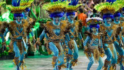 Corona-Pandemie: Rio verschiebt weltberühmten Karneval