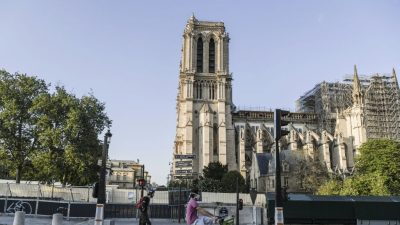 Gibt Frankreichs Kirche sich auf? Nur noch sechs Prozent der Bevölkerung praktizierende Katholiken