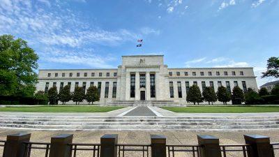 Corona-Krise: US-Notenbank berät über weiteren Kurs