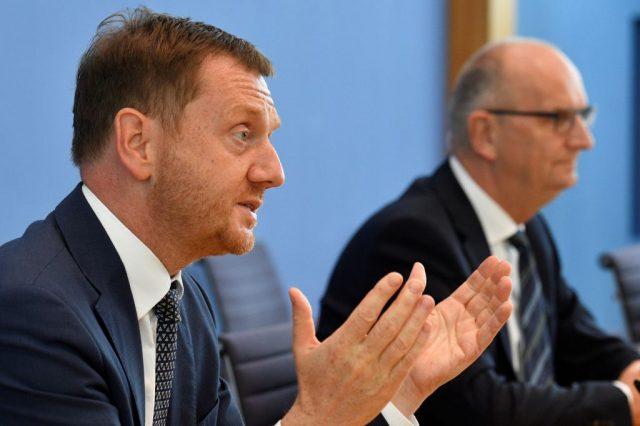 Sachsens Ministerpräsident setzt auf Freiwilligkeit statt auf Zwang