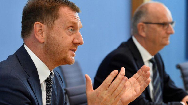 Sachsens Ministerpräsident will auf Umsetzung von Beherbergungsverbot verzichten