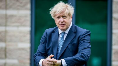 London in Brexit-Sackgasse: Johnson telefoniert mit EU-Kommissionschefin