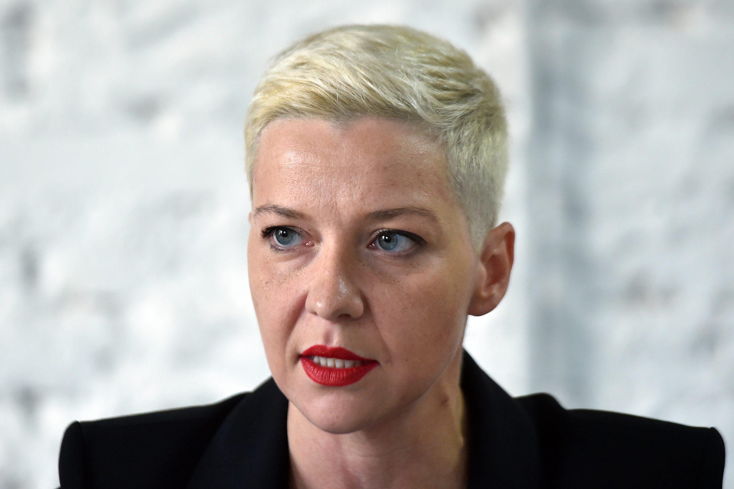 Oppositionspolitikerin Kolesnikowa zu elf Jahren Haft verurteilt