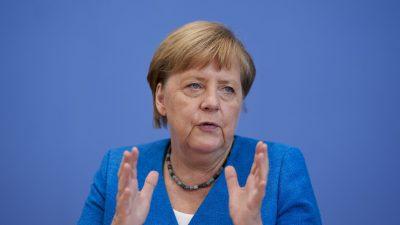 Merkel kündigt Treffen mit belarussischer Politikerin Tichanowskaja an