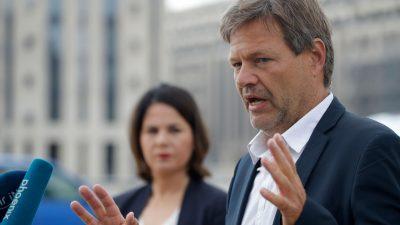 Atommüll: Habeck kritisiert Bayerns Endlager-Blockade