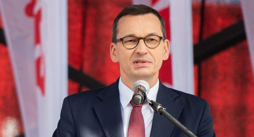 Polens Ministerpräsident fordert Aus für Nord Stream 2