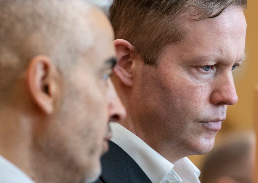 Lübcke-Prozess: Verteidiger von Stephan E. erhebt Vorwürfe gegen Ex-Kollegen