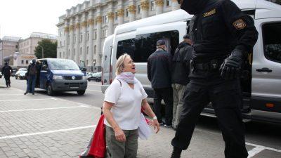 Mehrere osteuropäische Staaten rufen ihre Botschafter aus Minsk zurück