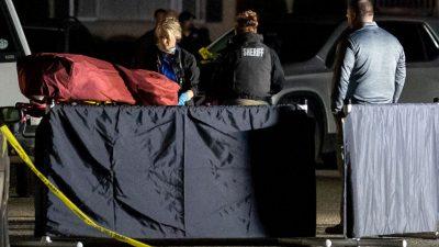 Portland-Antifa-Schütze bei Schießerei mit Polizei getötet