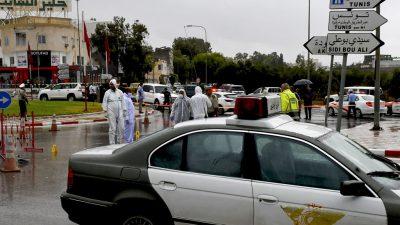 Terrorakt: Tunesischer Nationalgardist stirbt nach Messerangriff in Badeort