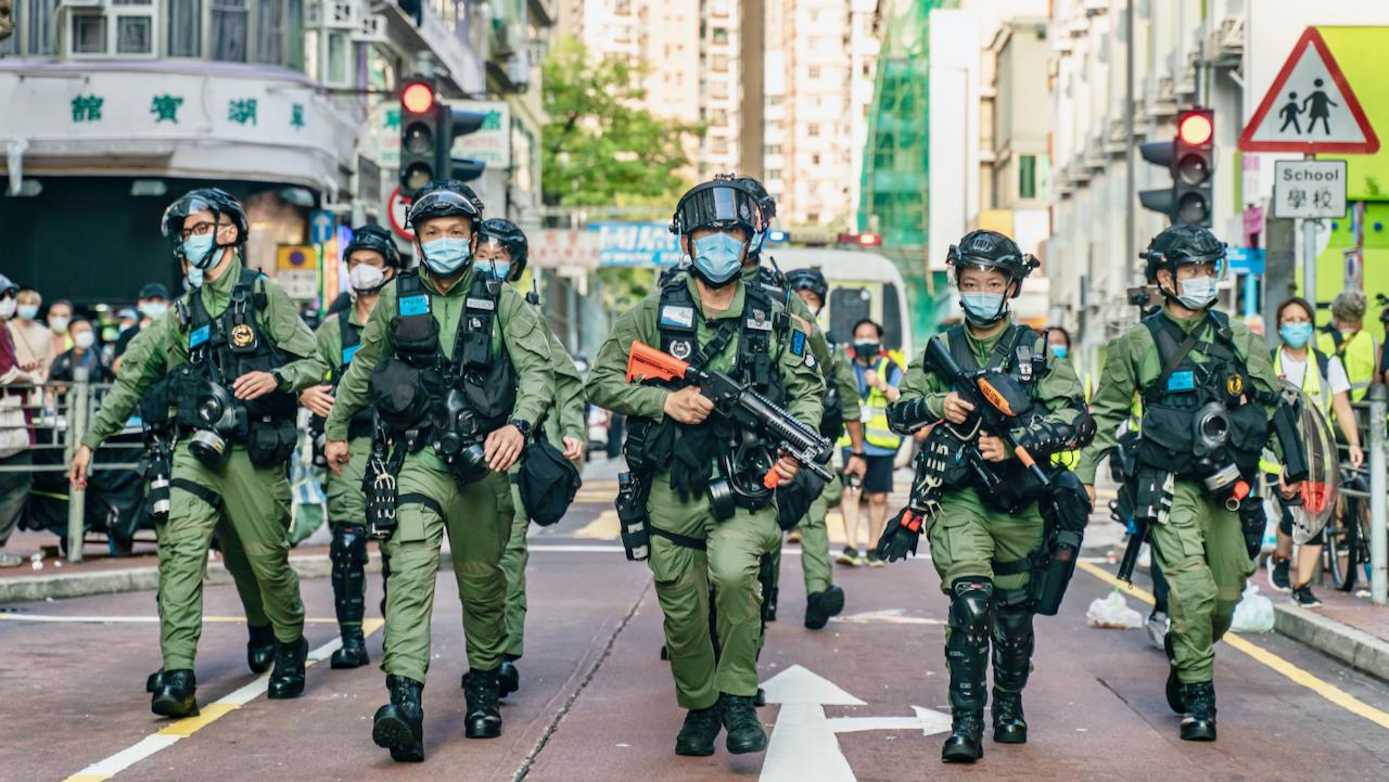 Hongkong: Peking wird keine Kandidaten der Opposition mehr zulassen