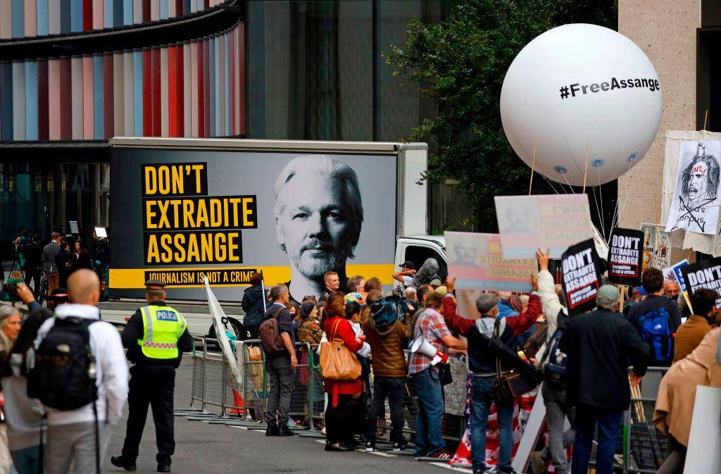 Britisches Gericht entscheidet erst im Januar über Assanges Auslieferung an die USA