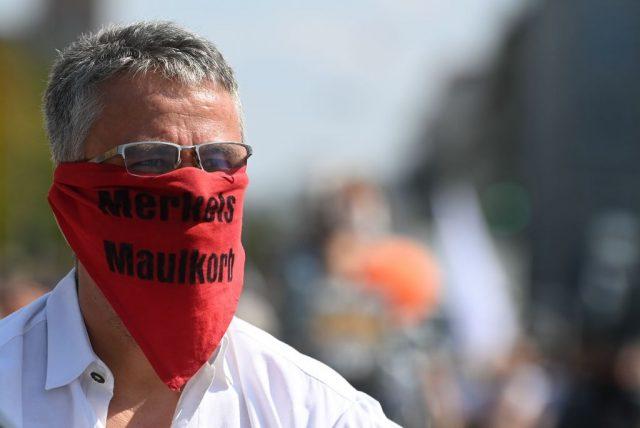 """LIVESTREAM """"Wir werden reden"""": Querdenken lädt Politiker zu Demonstration in Berlin ein"""